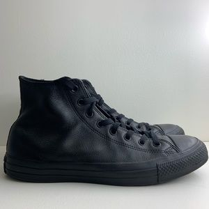 "Converse All Star Chuck Taylor ""Leather"" Men's 11"